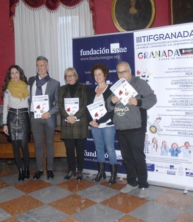 ©Ayto.Granada: Granada acerca la cultura a pequeños y familias con la tercera edición del Festival de Artes Escénicas TIF