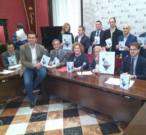 ©Ayto.Granada: El Premio Nóbel de Literatura J.M.Coetzee protagoniza la XVª edición del Festival Internacional de Poesía