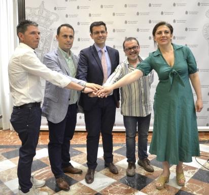 ©Ayto.Granada: Granada, Cenes y Pulianas van a tener un servicio de taxi conjunto