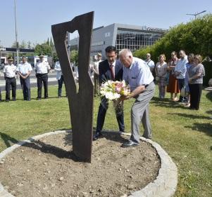 ©Ayto.Granada: Granada rinde homenaje a las víctimas del terrorismo