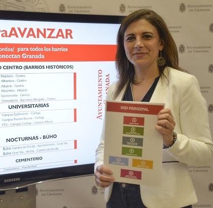©Ayto.Granada: Un total de 29 líneas de autobús conectará Granada con un sistema más sencillo, con menos transbordos y para todos los barrios a partir del 16 de julio
