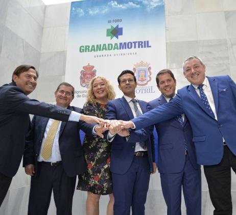 ©Ayto.Granada: El III Foro Granada Motril, impulsado por el alcalde, consolida la alianza estratégtica para el desarrollo de la capital y la provincia