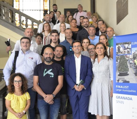 ©Ayto.Granada: Granada celebra la Semana Europea por la Movilidad con más de sesenta actividades programadas por el Ayuntamiento