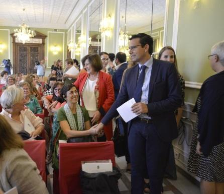 ©Ayto.Granada: El Consejo Municipal de la Mujer cumple 25 años de trabajo por la igualdad entre hombres y mujeres