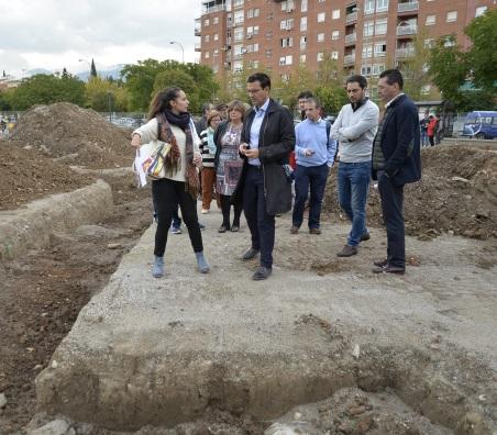 ©Ayto.Granada: El Parque Ilíberis albergará una plaza pública para disfrute ciudadano tras más de 30 años de reivindicación vecinal