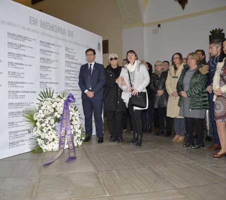 ©Ayto.Granada: Granada se une frente al maltrato en el Día Internacional contra la Violencia hacia las Mujeres