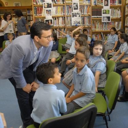 ©Ayto.Granada: Las bibliotecas de Granada se llenan de actividades esta Navidad con una programación especialmente dirigida al público infantil