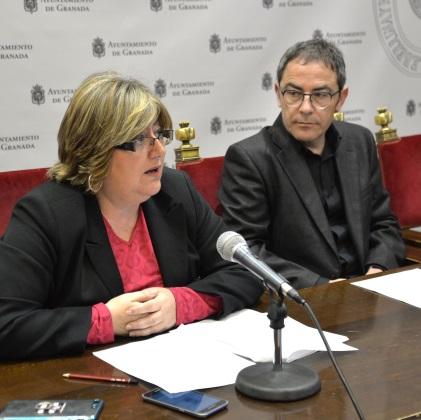 ©Ayto.Granada: Un nuevo plan asfáltico permitirá con 365.000 euros arreglar más de 27.000 metros cuadrados de trece calles de los distritos de Granada