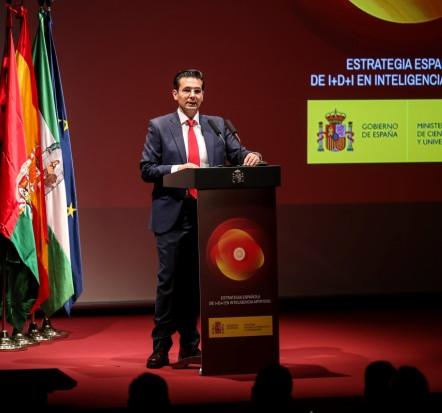 ©Ayto.Granada: El alcalde destaca la consolidación de Granada como referente mundial de la ciencia y la innovación