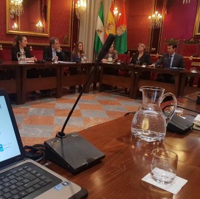 ©Ayto.Granada: Granada avanza en la organización del congreso Big Sciencies Business Forum donde se visualizará el proyecto del acelerador de particulas