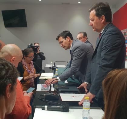 ©Ayto.Granada: Ayuntamiento y Granada C.F. presentan un proyecto para convetir la manzana del estadio en un gran parque de ocio dedicado al deporte