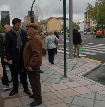©Ayto.Granada: El Ayuntamiento avanza en la segunda fase del proyecto de transformación de la Carretera Antigua de Málaga en gran vía urbana