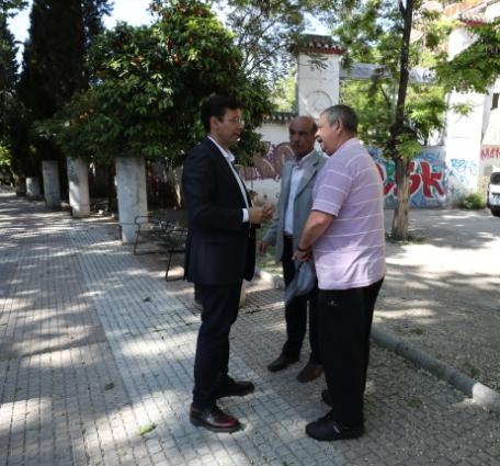©Ayto.Granada: El Ayuntamiento impulsa la gran transformación urbana de Los Pajaritos con la regeneracion de los terrenos del Cuartel de Automovilismo