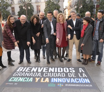 ©Ayto.Granada: El Parque de las Ciencias acogerá el próximo 1 de junio un gran evento para clausurar el programa Granada, Ciencia para una ciudad