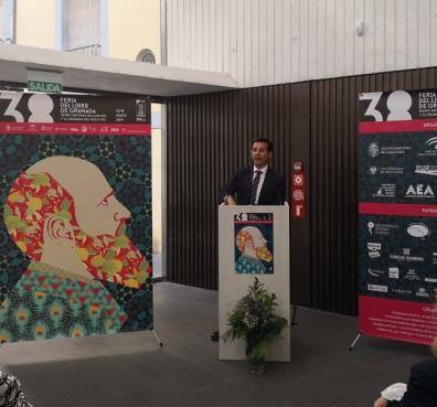 ©Ayto.Granada: Más de 120 autores participan en la Feria del Libro, dedicada a Pedro Antonio de Alarcón y la Granada del siglo XIX