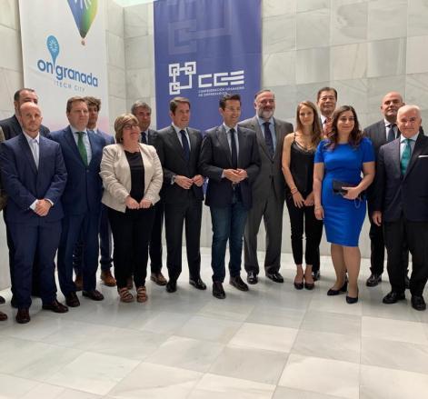 ©Ayto.Granada: El Ayuntamiento sigue trabajando en la captación de empresas TIC internacionales para que se ubiquen en Granada