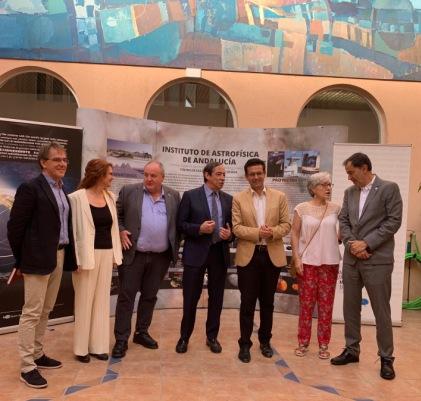©Ayto.Granada: Granada participa en el SKA, la mayor infraestructura científica del planeta, a través del Instituto de Astrofísica