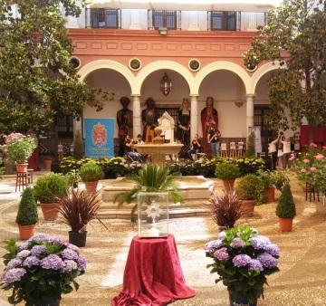 ©Ayto.Granada: Las fiestas del Corpus llenan de talleres, actividades participativas y actuaciones flamencas el Patio del Ayuntamiento