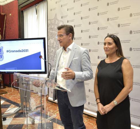 ©Ayto.Granada: El alcalde anuncia un Plan Estratégico para consolidar a Granada como ciudad cultural del sur de Europa en 2031
