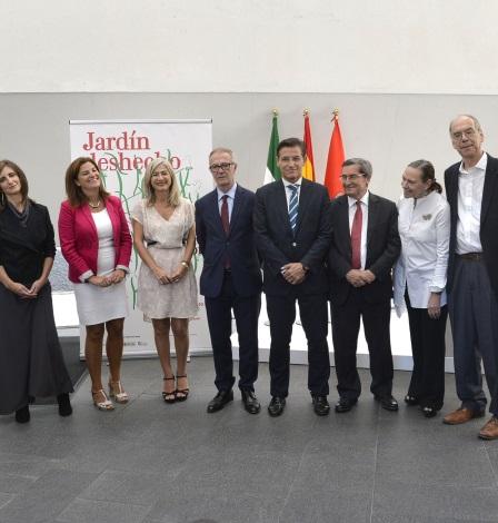 ©Ayto.Granada: El Centro Federico García Lorca inaugura Jardín Deshecho, primera gran exposición sobre Lorca y el amor