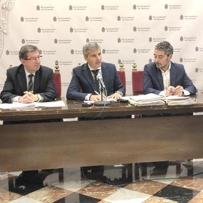 ©Ayto.Granada: El Ayuntamiento evaluará los eventos que se desarrollan en espacios públicos para cifrar su coste y buscar fórmulas de ahorro