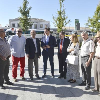©Ayto.Granada: El gobierno local arranca las visitas de barrio en Pajaritos, una zona que
