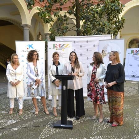 ©Ayto.Granada: Granada celebra la cuadragésima edición del Festival Internacional de Jazz con figuras de la talla de Lizz Wright y Charles McPherson