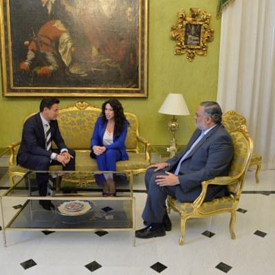 ©Ayto.Granada: Ayuntamiento y Junta de Andalucía acuerdan impulsar conjuntamente políticas sociales y de inclusión en Granada