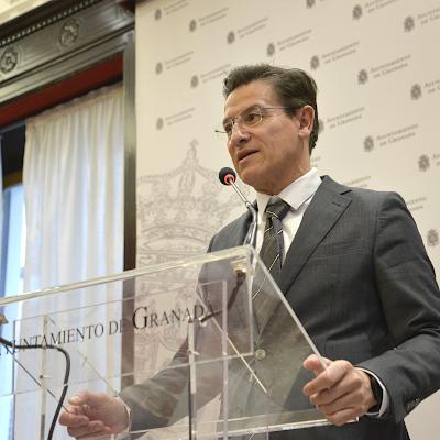 ©Ayto.Granada: El alcalde pide al Gobierno de España la constitución