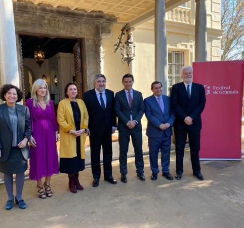 ©Ayto.Granada: El Festival Internacional de Música y Danza celebra su 69ª edición con un programa que gira en torno a la obra de Beethoven en el 250 aniversario de su nacimiento