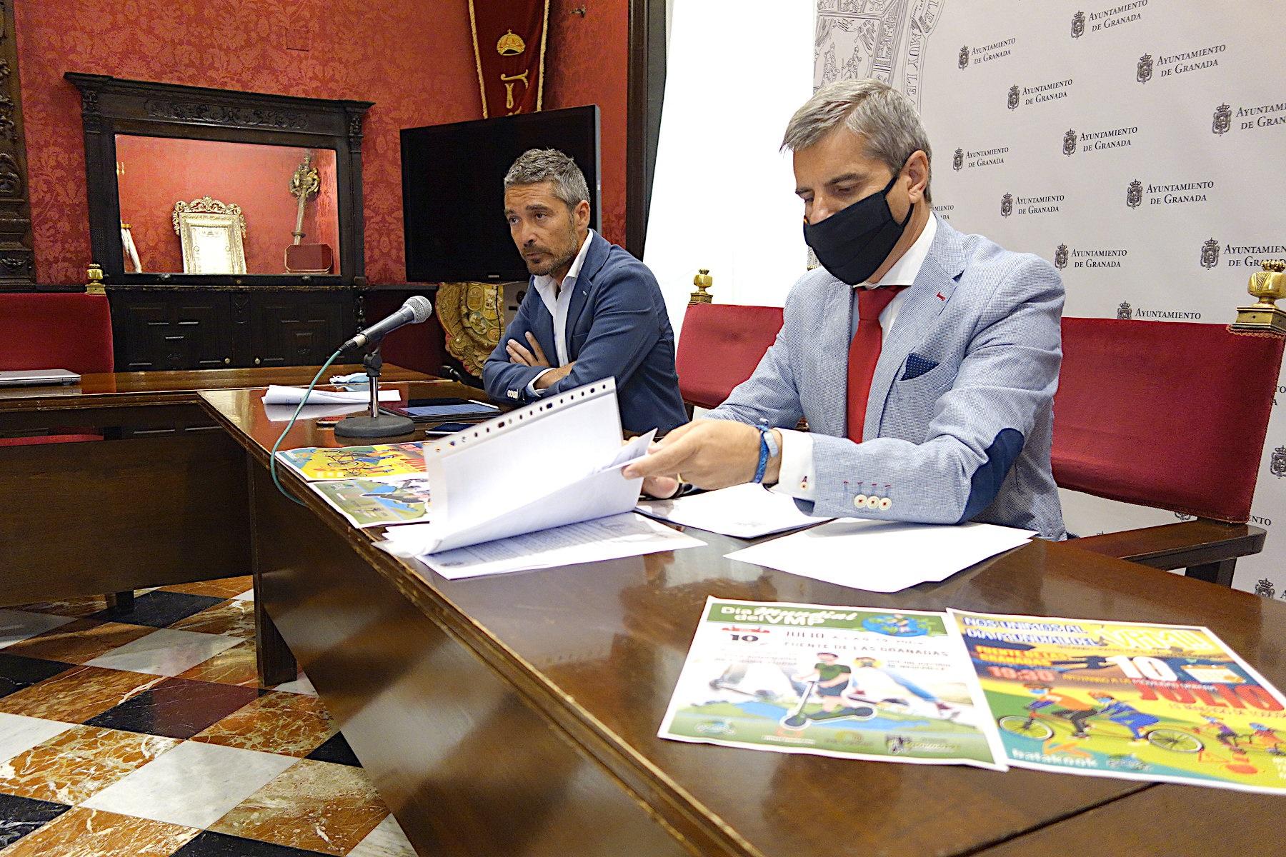 ©Ayto.Granada: El Ayuntamiento activa el Plan de Incendios Forestales para el verano con 17 bomberos especializados