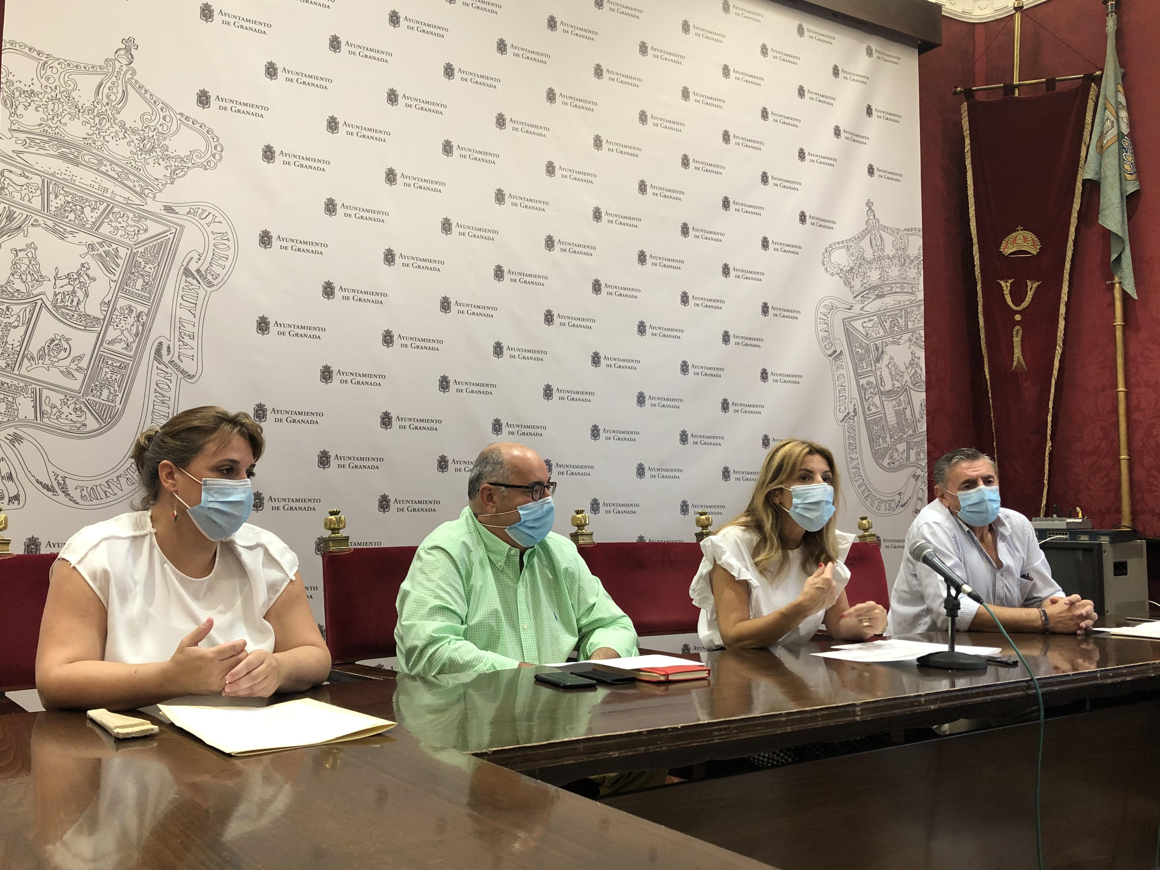©Ayto.Granada: CONSUMO DEL AYUNTAMIENTO DE GRANADA TRAMITA MÁS DE 500 CONSULTAS DURANTE EL ESTADO DE ALARMA SOBRE SERVICIOS CONTRATADOS POR LOS CIUDADANOS