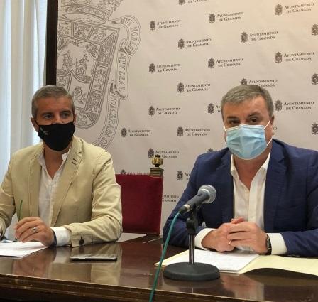 ©Ayto.Granada: El Ayuntamiento cubrirá las plazas vacantes de Policía Local y Bomberos hasta 2023