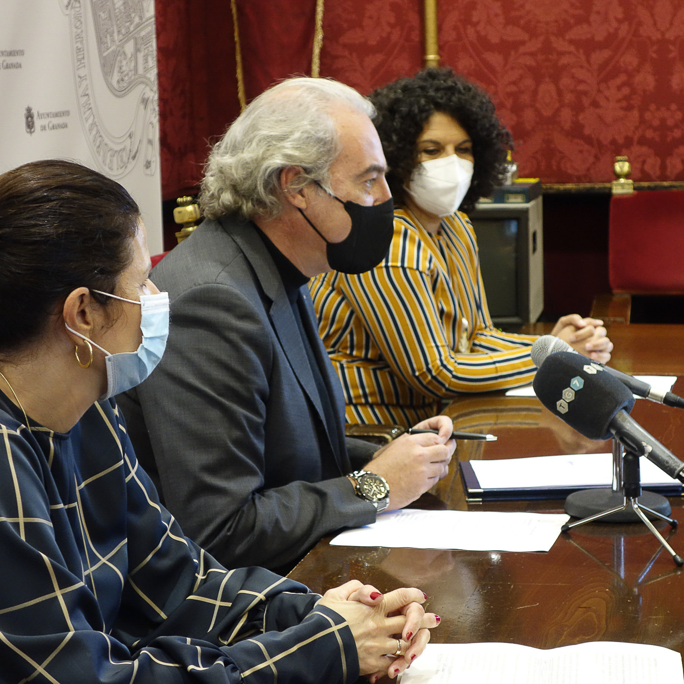©Ayto.Granada: AYUNTAMIENTO Y ASOCIACIÓN IMERIS IMPULSAN UN CONVENIO PARA PREVENIR LA VIOLENCIA FILIO-PARENTAL EN ADOLESCENTES