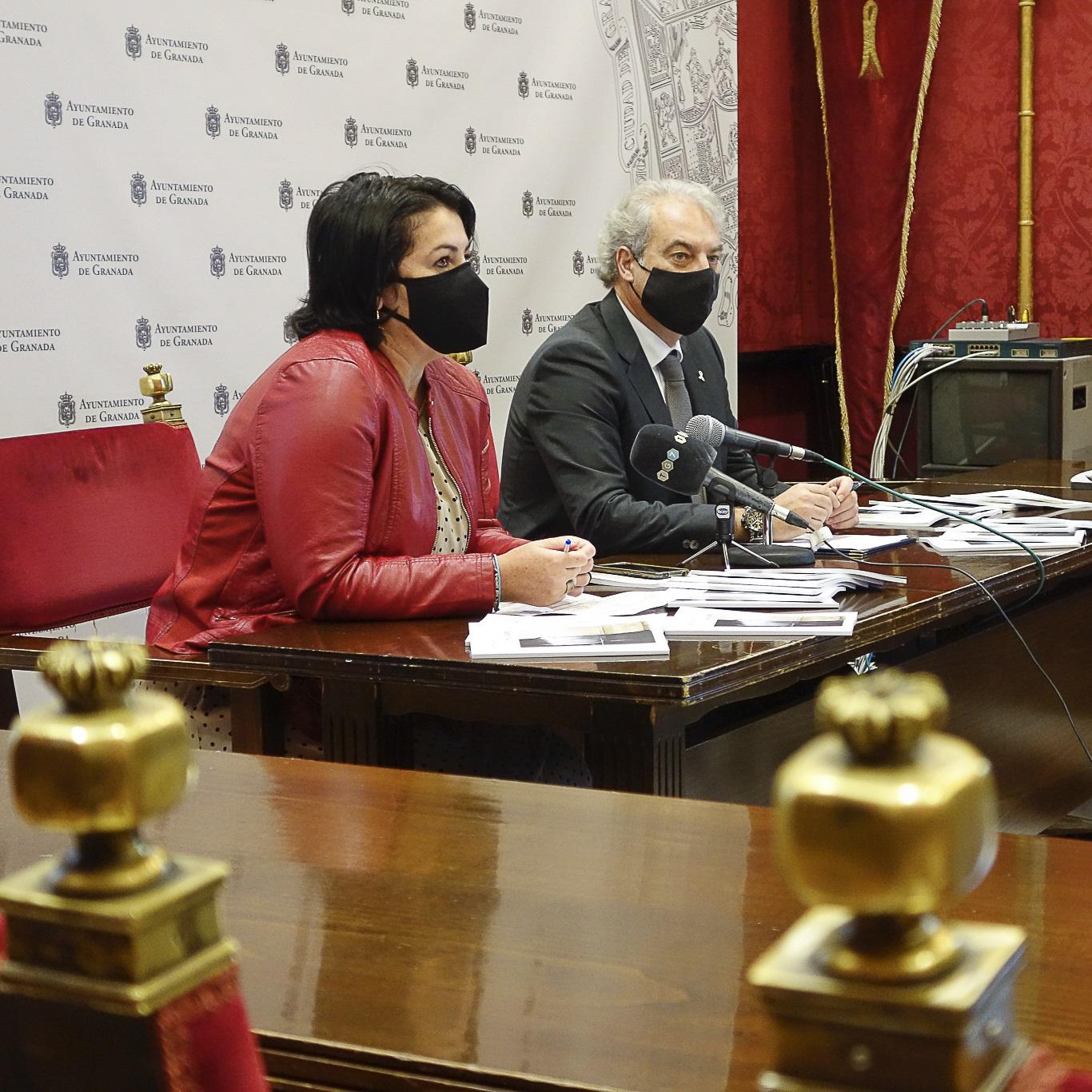 ©Ayto.Granada: El Ayuntamiento edita un libro de investigación sobre la seguridad de la mujer en la ciudad