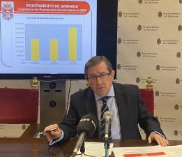 ©Ayto.Granada: EL AYUNTAMIENTO ABONA A 400 PROVEEDORES LAS FACTURAS PENDIENTES POR IMPORTE INFERIOR A 3.000 EUROS